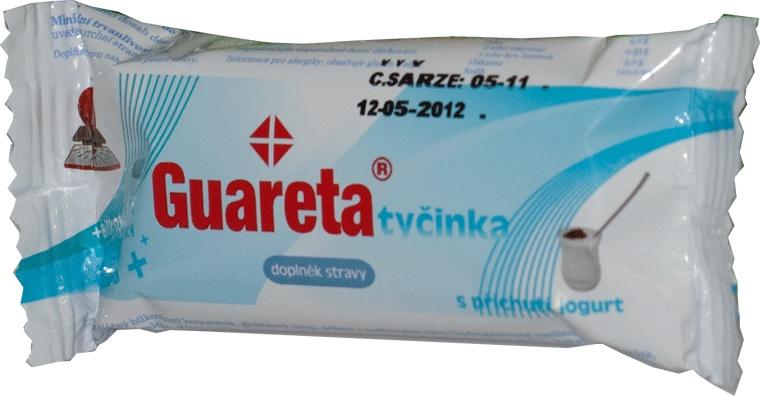 00fa302194b Guareta tyčinka s příchutí jogurt 1ks